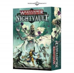 Warhammer Underworlds: Nightvault release date