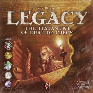 Legacy: The Duke De Something or Other
