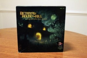 Dice Temple: Betrayal At The House On The Hill Review - blood...blood...BLOOD!
