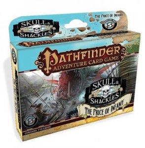 Pathfinder Adventure Card Game: The Price of Infamy Adventure Deck