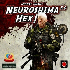 Sorry, Charlie - A Post Apocalyptic Ballet Of Carnage; A Look At Neuroshima Hex!