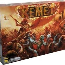 Kemet Board Game Review