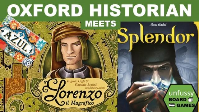 Oxford Historian Meets Lorenzo il Magnifico