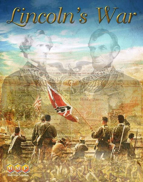 Lincoln's War - A Note from the Designer