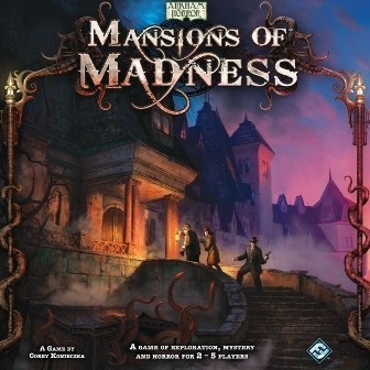I've Been Diced! episode 14: Mansions Of Madness
