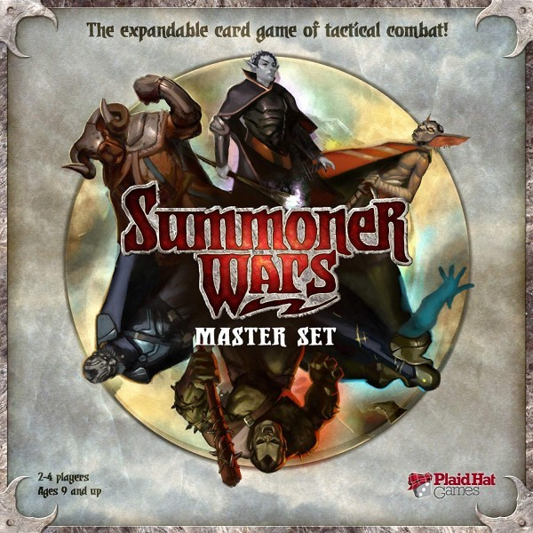 """Dice Temple: Summoner Wars Review - """"I Chooose You Pika...The Eater!"""""""