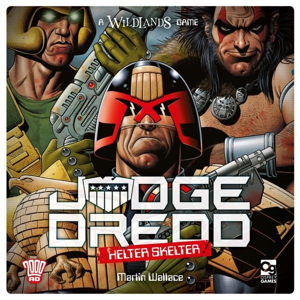Play Matt: Judge Dredd Helter Skelter and The Dark Judges Review
