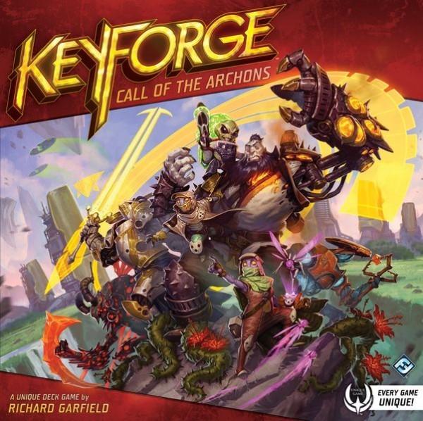 Play Matt: Keyforge Review