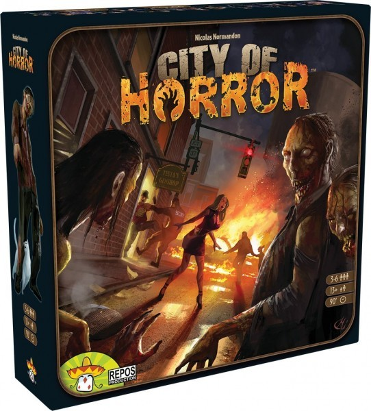 City of Horror Review