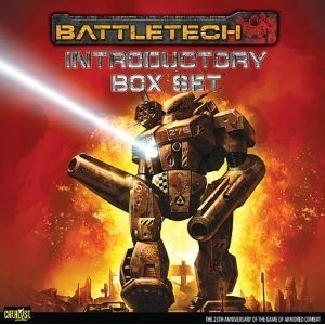 Battletech 25th Anniversary Box Set