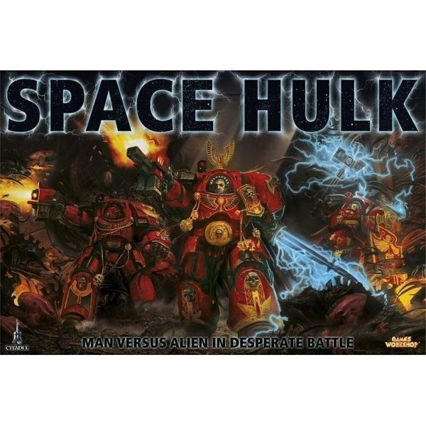 Flashback Friday - Space Hulk