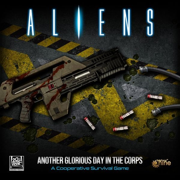 GF9's Aliens: Another Glorious  Day in the Corps Loses its Aim - Review