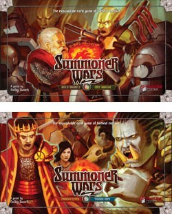 Summon Stabbity Death - Summoner Wars Review