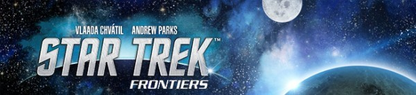 WizKids announces Star Trek: Frontiers Board Game, a new spin on Mage Knight