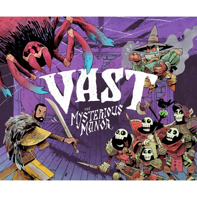 Vast: The Mysterious Manor is the Arthouse Dungeoncrawl - Review