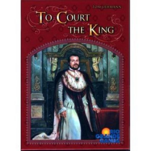 To Court the King Board Game Review