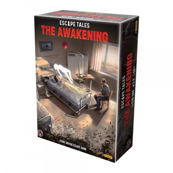 Escape Tales: the Awakening - A Five Second Board Game Review