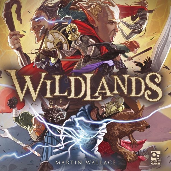 Visitor's Guide To The Wildlands - A Board Game Review