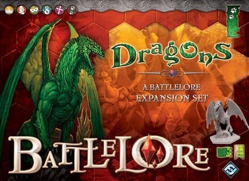 BattleLore: Dragons Expansion