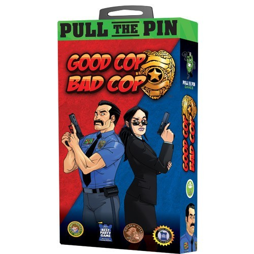Law And Order-Internal Affairs: A Good Cop Bad Cop Board Game Review