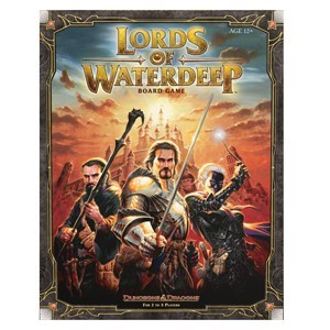 Flashback Friday - Lords of Waterdeep