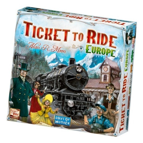 F:AT Thursday: Ticket to Ride, Combat Commander and Doctor Who