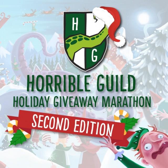 Horrible Guild Holiday Giveaway Marathon