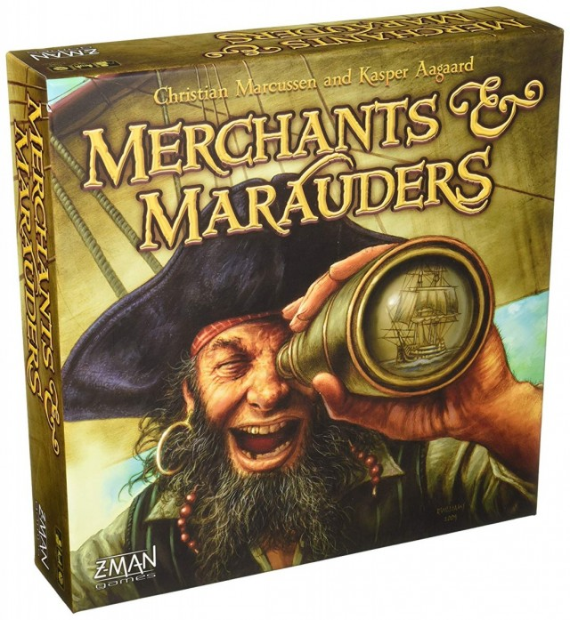 Avast Ye Gamers - Merchants & Marauders Review