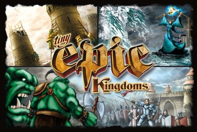Tiniest Epics, vol. 1: It's good to be the king