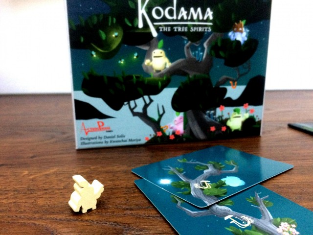 Kodama: The Tree Spirits (Takebacks)