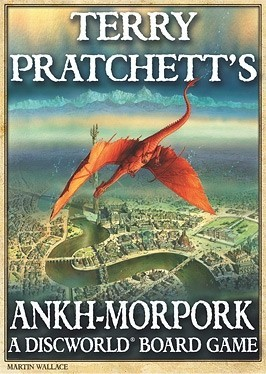 Discworld: Ankh-Morpork....is this a Dream or Nightmare?