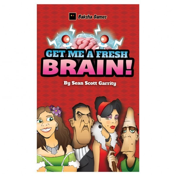 Get Me a Fresh Brain! Board Game Review