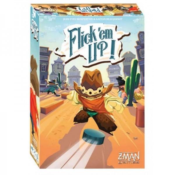 Flick 'em Up Review