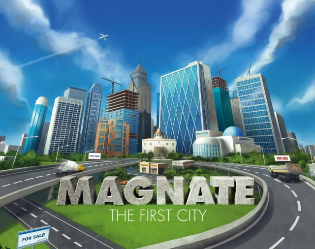 Magnate: The First City - Kickstarter Preview