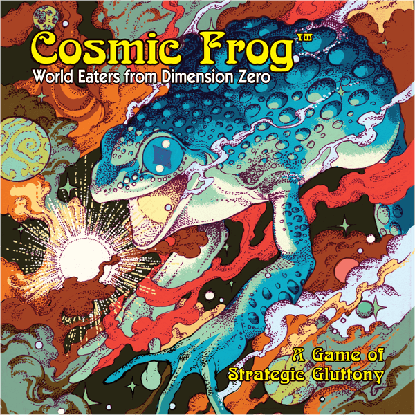 Play Matt: Cosmic Frog Review