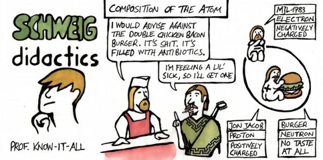 Schweig's Tales of the FATastic #4