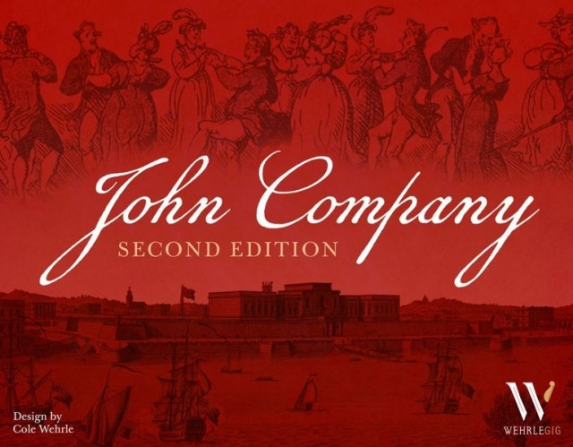 John Company: Second Edition on Kickstarter Now