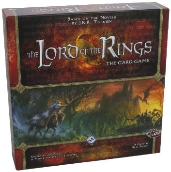 One Mechanic Review: The Lord of the Rings, The Card Game