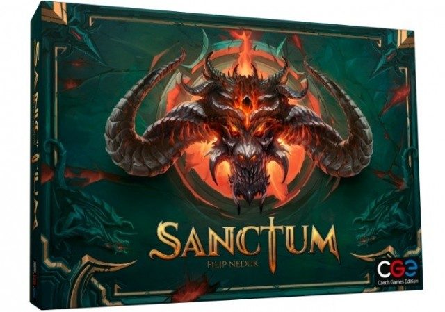 Sanctum Coming this Winter from Czech Games Edition