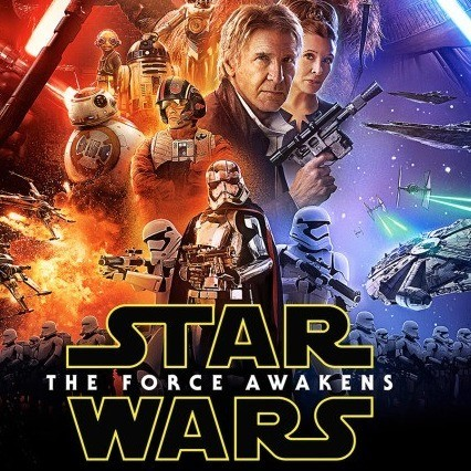 Barnes on Film- Star Wars: The Force Awakens in Review
