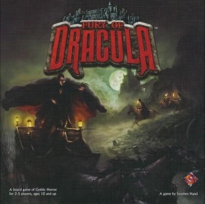 I Bid You Welcome - Fury of Dracula Review