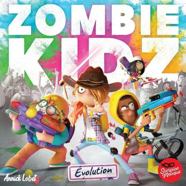 Zombie Kidz: Evolution Review