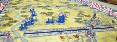 Gettysburg via Battle Cry