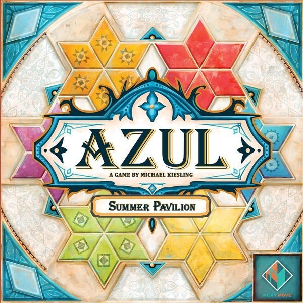 Play Matt: Azul Summer Pavillion Review