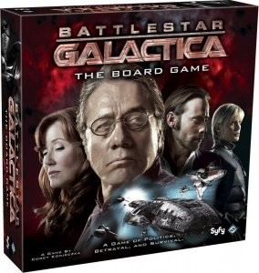 Flashback Friday - Battlestar Galactica: The Board Game