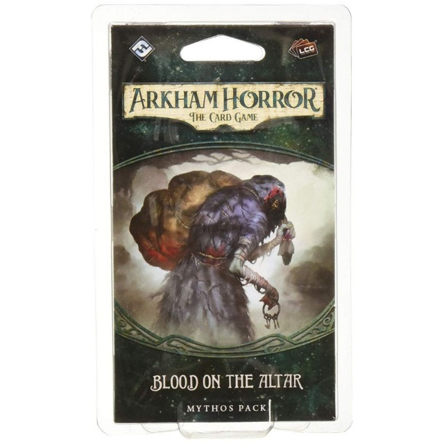 Beyond the Veil - The Arkham Horror Card Game: Dunwich Legacy - Blood on the Altar