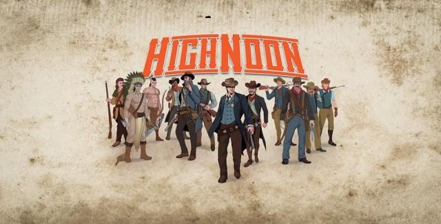 High Noon Announces Kickstarter Launch