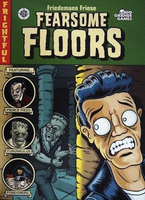 Bump In The Night - Fearsome Floors Review