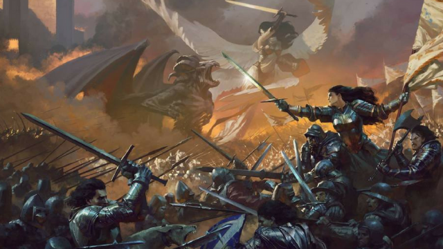 Joan of Errata & the Siege of Setup - A Time of Legends Review