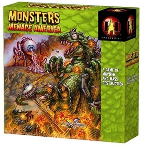 Monsters Menace America:  First Impressions